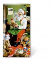 Taschentücher - TT Santa is busy