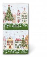 Taschentücher - TT Christmas town