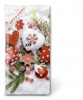 Taschentücher Xmas decoration
