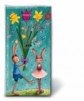 Taschentücher TT Easter party