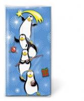 Taschentücher TT Crazy penguins