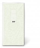 Taschentücher - Momente Ornament blassgrün