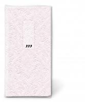 Taschentücher - Momente Ornament zartrosa