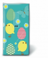 Taschentücher TT Easter allover