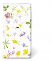 Taschentücher - Streublumen