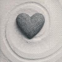 Servietten 25x25 cm - Love@