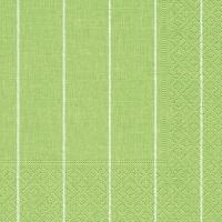 Servietten 25x25 cm - Home green