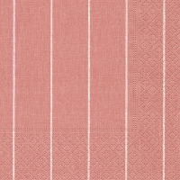 Servietten 25x25 cm - Home rosé