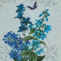 Servietten 25x25 cm - Blue summer