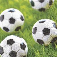 Servietten 25x25 cm - Go for goal