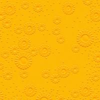 Servietten 25x25 cm - Moments uni yellow