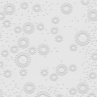 Servietten 25x25 cm - Moments Uni weiß
