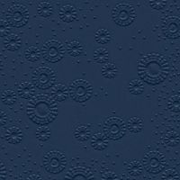 Servietten 25x25 cm - Moments uni midnight blue