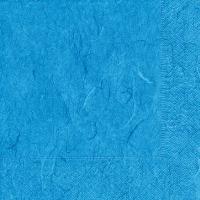 Servietten 25x25 cm - Pure light blue