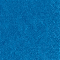 Servietten 24x24 cm - Pure blue