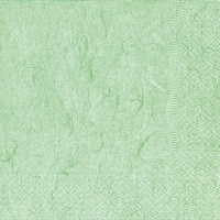 Servietten 25x25 cm - Pure pale green