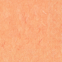 Servietten 25x25 cm - Pure apricot