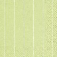 Servietten 33x33 cm - Haus grün