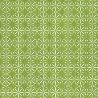 Servietten 33x33 cm - Jette grün