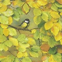 Servietten 33x33 cm - Der Herbst ist da