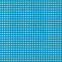 Servietten 33x33 cm - Vichy turquoise