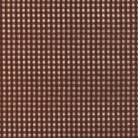 Servietten 33x33 cm - Vichy brown