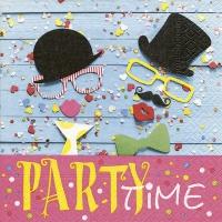 Servietten 33x33 cm - Party-Spaß