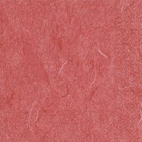 Servietten 33x33 cm - Pure red