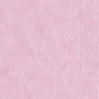 Servietten 33x33 cm - Reiner Rosé