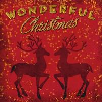 Servietten 25x25 cm - Wunderschöne Weihnachten