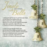 Lunch Servietten Jingle bells