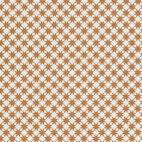 Lunch Servietten Star pattern copper