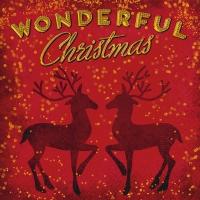 Servietten 33x33 cm - Wonderful Christmas