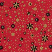 Servietten 33x33 cm - Welt der Sterne