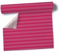 Tischläufer TL Unique stripes pink