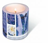 Dekorkerze - Traum vom Lavendel