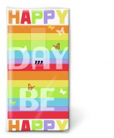Taschentücher - Colourful day