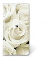 Taschentücher - Wedding roses