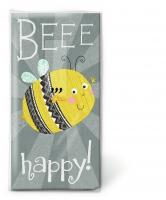 Taschentücher - Beee happy