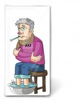 Taschentücher - Man flu
