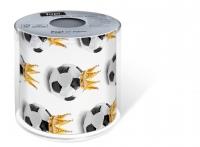 bedrucktes Toilettenpapier - Topi Soccer King