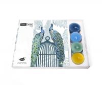 Combibox  - Peacocks
