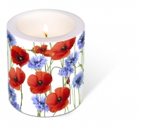 Dekorkerze - Decorated Candle Summerfield