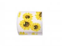 bedrucktes Toilettenpapier - Topi Sunflower Garden