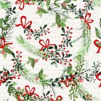 Servietten 24x24 cm - Merry Bright