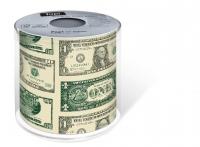 bedrucktes Toilettenpapier - Topi Dollar