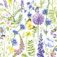 Servietten 24x24 cm - Springtime