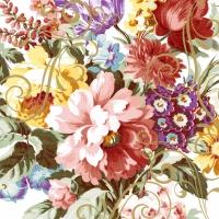 Servietten 33x33 cm - Ornate florals