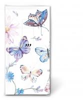 Taschentücher - Butterflies