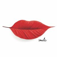 Servietten 33x33 cm - Smiling autumn